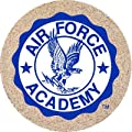 Thirstystone Drink Coaster Set, Air Force Academy