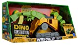 "Educational Insights Dino Construction Company ""Wrecker"" The T-Rex Skid Loader"