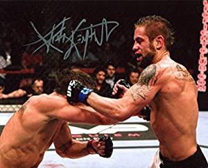 RICH CLEMENTI signed *UFC MMA* 8x10 Photo W/COA #1