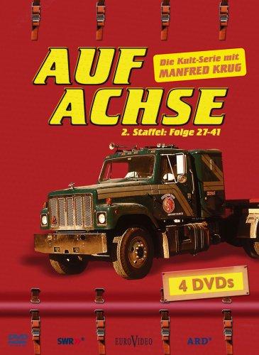 Auf Achse - Staffel 2.2 (Folge 27-41, Softbox, 4 DVDs)