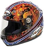 Suomy Vandal 155 Helmet (Multi-Colored, X-Large)