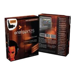 Behringer - Energyxt2.5 - Logiciels - Séquenceurs Audio + Midi