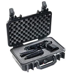 "Pelican 1170 CPC Pistol Hard 11.64""x8.34""x3.78"" 1170-005-110"