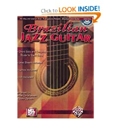 Mel Bay Brazilian Jazz Guitar (Book & CD)