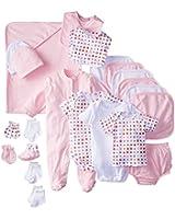 Gerber Baby Girls' Newborn 22-Piece Pink Gift Set
