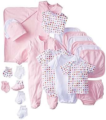 Amazon.com: Gerber Baby-girls Newborn Deluxe Layette Set