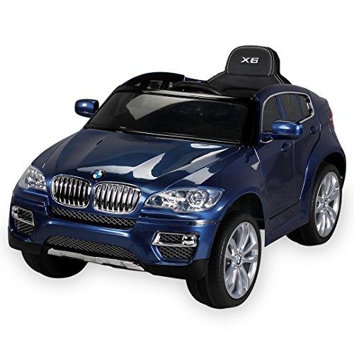 kinder-elektroauto-original-bmw-x6-sonderedition-lackiert-lizenzierter-2-x-45-watt-motor-ledersitz-d