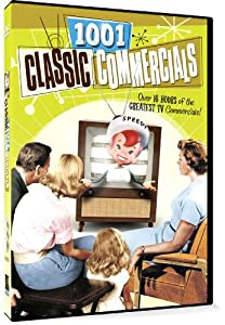 1001 Classic Commercials by Mill Creek Entertainment
