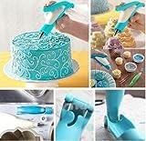 Zjskin Pastry Icing Piping Bag Nozzle Tips Fondant Cake Sugar Tool Set