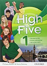 High five. Student's book-Workbook. Con espansione online. Con CD Audio. Per le Scuola media: 1