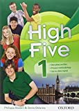 High five. Student's book-Workbook. Con espansione online. Con CD Audio. Per le Scuola media