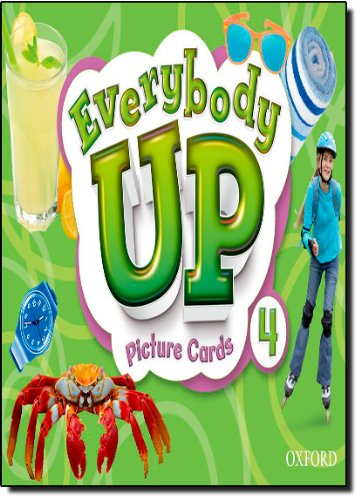 Everybody Up 4: Picture Cards
