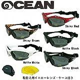 OCEAN 【オーシャン】 サングラス MAURICIO 【マウリシオ】 ウォータースポーツサングラス サーフィン 水陸両用