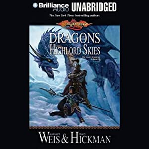 Dragons of the Highlord Skies: The Lost Chronicles, Volume 2 | [Margaret Weis, Tracy Hickman]