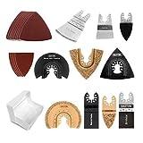 Saxton Blades 70 piece Accessory Kit Dewalt Stanley Black & Decker Oscillating Multitool