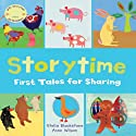 Storytime Audiobook by Stella Blackstone Narrated by Jim Broadbent