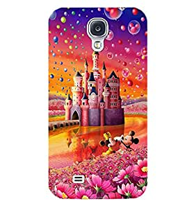 Citydreamz Back cover For Samsung Galaxy S4