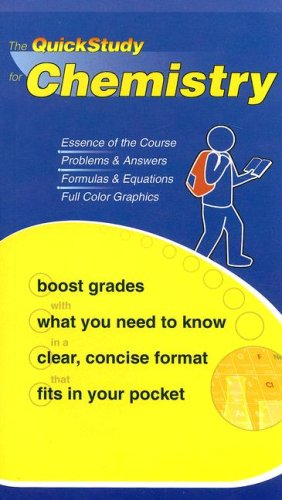 Chemistry Booklet (Academic)