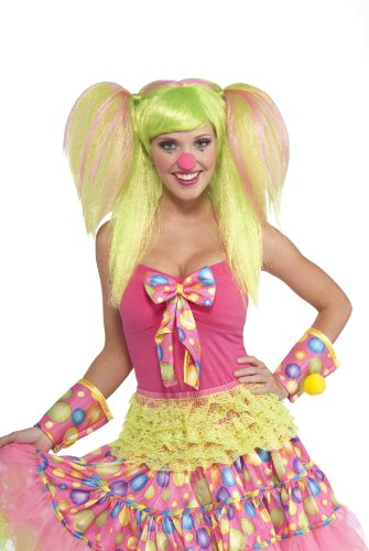Forum Novelties Women's Circus Sweetie Costume Wig