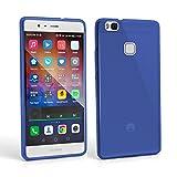TBOC® Blau Gel TPU Hülle für Huawei P9 Plus - P9 Plus