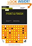 Print & Finish (Basics Design, Vol. 6)