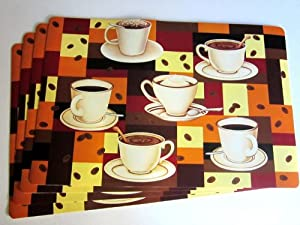 Coffee Lovers Theme Table Decor Cafe Mocha