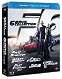 The Complete Fast and Furious Blu Ray Movies Box Set Collection: The Fast and the Furious 1, 2 Fast 2 Furious, Fast and Furious 3: Tokyo Drift, Fast and Furious 4, Fast and Furious 5, Fast and Furious + UV Digital Dowload Copies + Extras