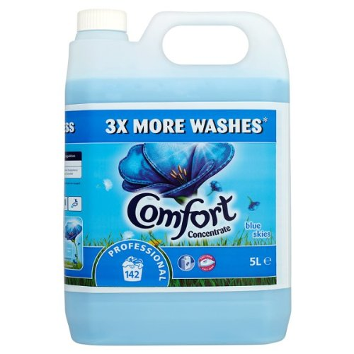 Comfort Concentrate Professional Blue Skies 142 Washes 5L (Pack of 2 x 5ltr)