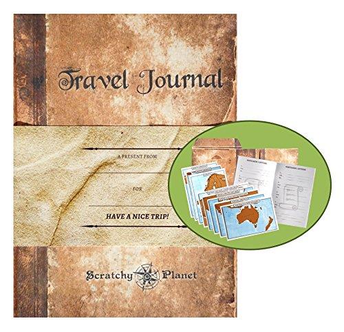 scratchy-planet-travel-journal-diario-di-viaggio-per-appunti-incluse-8-mappe-del-mondo-da-grattare-d
