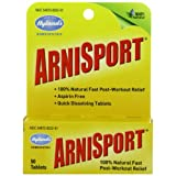 Hyland's ArniSport Tablets, 100% Natural Fast Post-Workout Relief With Arnica, 50 Count