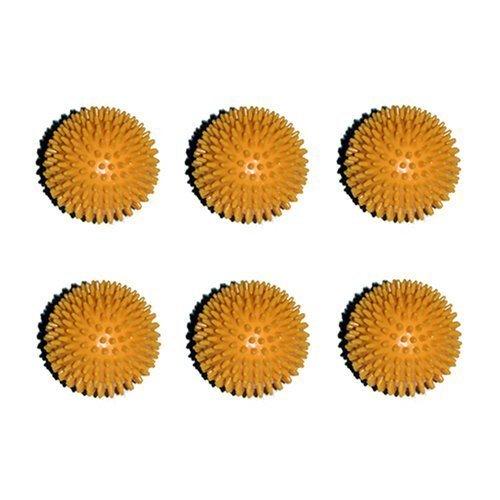 6 Porcupine Massage Balls Approx. 3