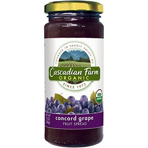 Cascadian Farm, Organic Spread Grape Concord, 10 oz (Grape Dip compare prices)