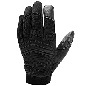Helikon Special Operations USM Tactical Gloves US Model Airsoft Paintball Black from Helikon