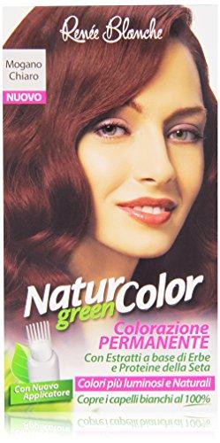 Renée Blanche - Natur Color, Colorazione Permanente, Mogano Chiaro