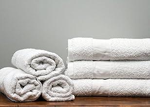 Hospital Bath Towel 22x44in 6 Lbdz Pack of 12