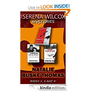 Free Kindle Book: The Serena Wilcox Mysteries: Books 1, 2, 3, by Natalie Buske Thomas. Publisher: Independent Spirit Publishing (April 12, 2012)