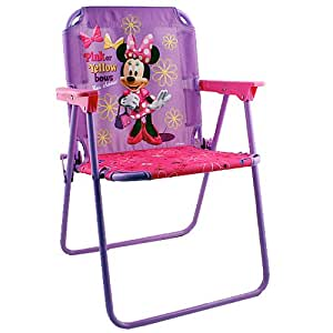 Disney Minnie Mouse Patio Chair Amazon Kitchen & Home