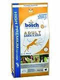 Bosch Hundefutter Adult mit Lamm und Reis, 15 kg