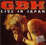 echange, troc Gbh - Live in Japan