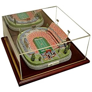 NCAA 4750 Limited Edition Platinum Series Stadium Replica of Maryland Byrd Stadium by Sports Collector