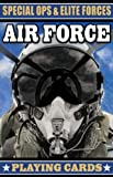 img - for Special Ops and Elite Forces Air Force Playing Cards book / textbook / text book