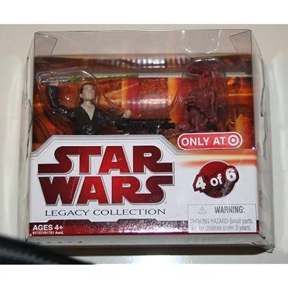 Star Wars Legacy collection Geonosis Arena Showdown Battle Droid Joclad Danva 91757 günstig als Geschenk kaufen