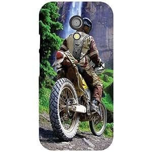 Motorola Moto G (2nd Gen) Back cover - Big Wheels Designer cases