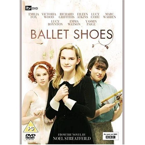 Ballet Shoes (BBC) [DVD]