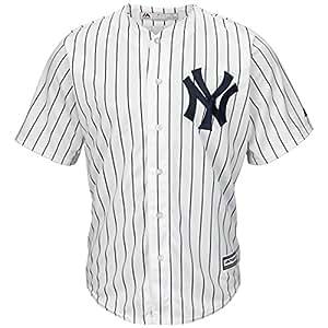 new york yankees trikot home sport freizeit. Black Bedroom Furniture Sets. Home Design Ideas