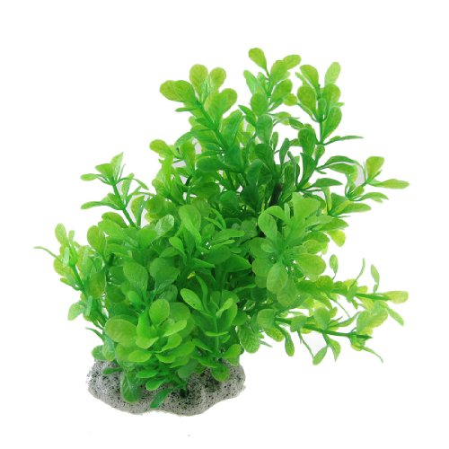 Jardin aquascaping artificial decorative plastic aquatic for Fake pond plants