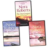 Nora Roberts Nora Roberts The Macgregors 3 Books Collection Pack Set RRP: £23.97 (The Macgregors: Serena & Caine, The Macgregors: Alan & Grant, The MacGregors: Daniel & Ian)