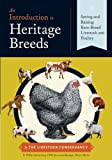 img - for By D. Phillip Sponenberg An Introduction to Heritage Breeds: Saving and Raising Rare-Breed Livestock and Poultry [Paperback] book / textbook / text book