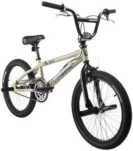 Mongoose Spin BMX Freestyle Bike (20-Inch Wheels)
