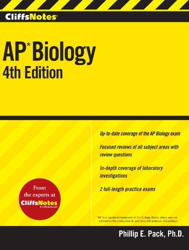 Download CliffsNotes AP Biology, Fourth Edition (Cliffs Ap Biology)